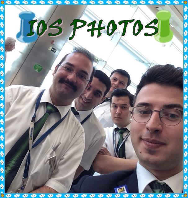 IOS Photos / I-Pad Fotoğrafları