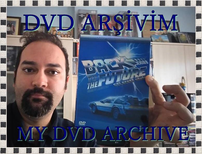 My DVD Archive / DVD Arşivim