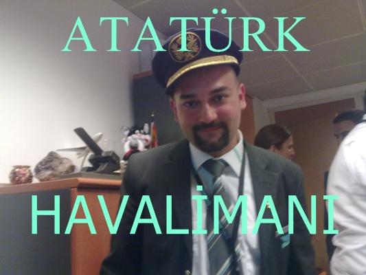 Atatürk Havalimanı - Ataturk Airport