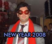 NEW YEAR 2008