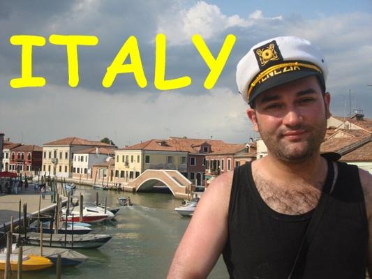 İTALYA - ITALY