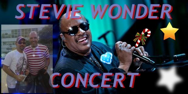 Stevie Wonder İstanbul Konseri / Stevie Wonder Istanbul Concert