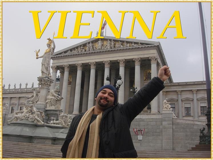 Viyana, Vienna, Wien