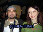 THE QUEEN OF TURKISH ROCK: ŞEBNEM FERAH