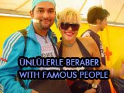 CELEBRITIES AND ME