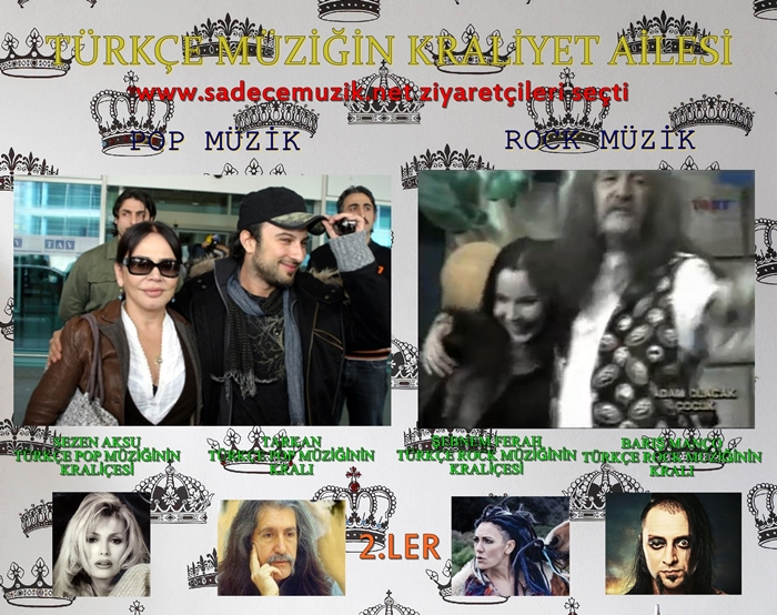 Sezen-Aksu-Baris-Manco-Tarkan-Sebnem-Ferah-Crown-Throne