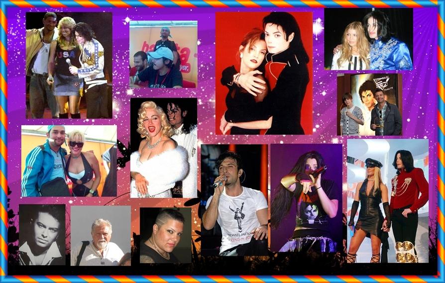 Usher-Mariah-Michael-maNga-LisaMariePresley-Madonna-Fergie-JustinBieber-PamelaSpence-Tarkan-AmyLee-BritneySpears-CanKat-SavasManco-EvrenMevlanaoglu