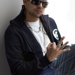 Singer Sean Paul is photographed in the Atlantic Records artist lounge in New York on Sept.  1, 2005.  (AP Photo/Jim Cooper)