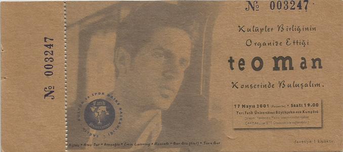 Teoman-Konser-Bileti