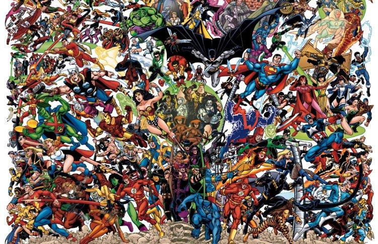 Batman, Superman'a karşı; en iyi kahraman kim?