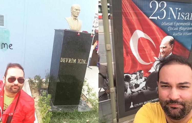 Ataturk-Karanfil-Bust