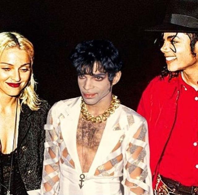 Madonna-Prince-Michael-Jackson