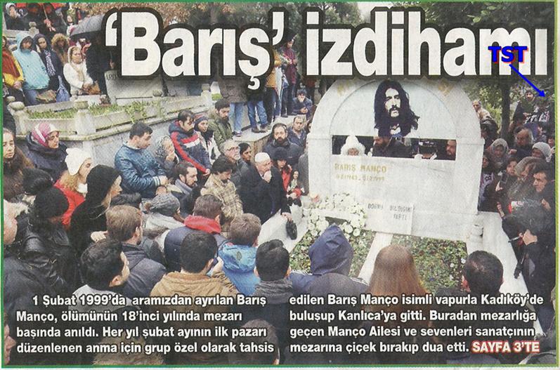 Haber Türk Magazin 6 Şubat 2017