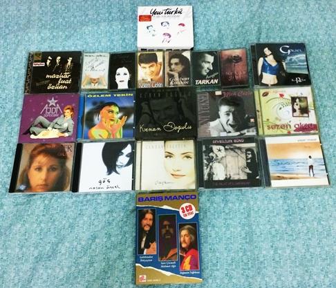 Gelmiş Geçmiş En İyi Türk Pop Albümleri