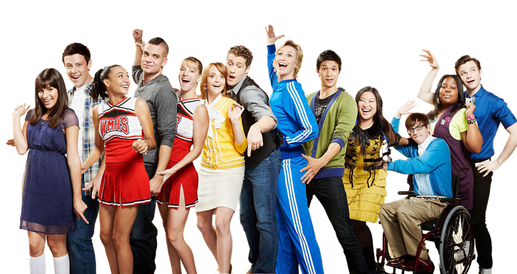 Glee_cast_hot_list_by_wakagleek-d4q2l5k
