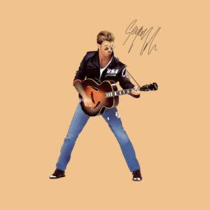 GEORGE MICHAEL: Henüz tercihlerinin kadın olduğunu sandığımız yıllarda George Michael kovboy çizmeleri, pilot güneş gözlükleri, beyaz t-shirt'ü, siyah deri ceketiyle yırtık kot pantolon modasını başlatmıştı. Herkes saçlarını arkaya doğru kabartıp tarardı onun gibi... Aslında erkeksi bir imajı vardı rahmetlinin...