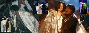 JAMES BROWN: Sadece Superman mi peleriniyle ünlü sanıyorsunuz? Hayır, yanılıyorsunuz. Aynı zamanda James Brown da peleriniyle ünlüdür. Sahnede mutlaka bir yardımcısı giydirir. Bu hareket artık kült olmuştur. O sırada dans ederek kendinden geçmiştir efsanevi sanatçı. Hatta bir keresinde bu pelerin giydirme misyonunu Michael Jackson üstlenmişti.