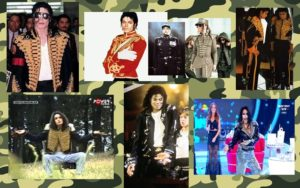 """GÖKHAN KIRDAR: Her ne kadar Gökhan Kırdar yaptığı şarkılarla olsun; yaptığı kliplerle olsun; kendine özgü değerli, orijinal ve kaliteli bir sanatçımız olmasına rağmen o bile Michael Jackson etkisinden kaçamamıştı. İlk çıktığı yıllarda saçları tıpkı MJ gibi kıvır kıvırdı. Ve şu an düz… Demek ki o zamanlar perma yaptırıyordu. Ve """"Fayton"""" klibinde giydiği bando tarzı bellboy ceketi de Michael Jackson'ın genellikle ödül törenlerinde giydiği ceketlere benziyordu. Altına pijama değil de; yandan şeritli bir pantolon giyseydi daha güzel olurdu bence… O tarz askeri ceketi Seren Serengil de """"Ben Adamı Ayrılırken Tanırım"""" klibinde giymişti. Medyada """"Danslar Beyonce'den; kostüm Michael'dan"""" diye yer almıştı bu klibin haberi… Fakat Serengil'in o kıyafeti kesim tarzıyla, at kuyruğuyla ve taktığı şapkayla bence Janet Jackson'ın """"Rhythm Nation"""" klibindeki haline daha çok benziyordu. Michael Jackson gibi giyinen sanatçılarımızdan bahsetmeye devam edersem bu ayrı bir yazı konusu olacak. En iyisi son bir örnekle keseyim. Pepsi reklamında moonwalk yapan TSM sanatçısı Bülent Ersoy bile Michael Jackson'ın """"Bad"""" dönemi ceketlerinin benzerini yaptırmıştı. Cinsiyet değiştirdiğinden beri hep etek giyen Ersoy, bu sayede kadınlık döneminde ilk kez pantolon da giymişti. :D"""