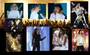 """GÜLBEN ERGEN: Her ne kadar Gülben Ergen popçu olmaya çalışsa da ben hala onu fantazi dünyasının bir üyesi olarak görmeye devam edeceğim maalesef...  """"Uçacaksın"""" klibinde de Michael Jackson ve Janet Jackson gibi eldivenler takıp, kulağa takılan mikrofon kullanmış olsa da bu benim fikrimi değiştirmeyecek..."""