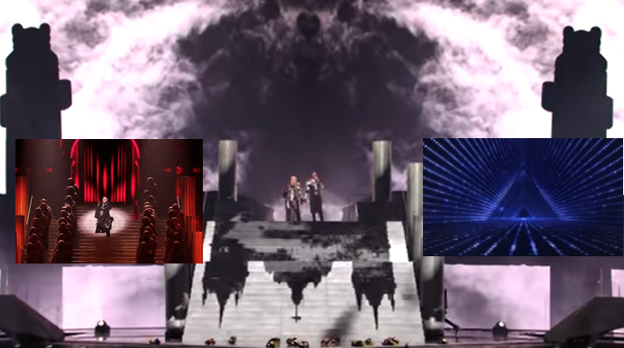 Eurovision-Madonna
